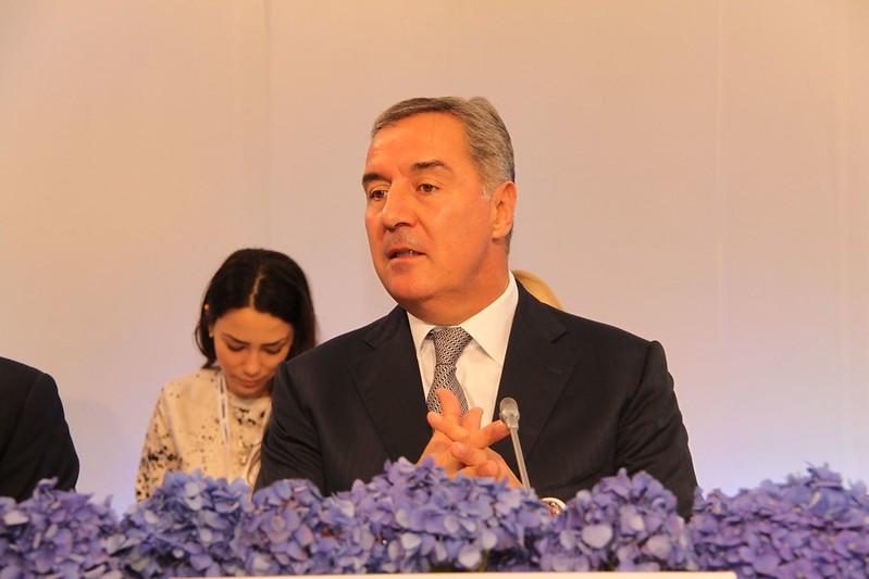 Milo Djukanovic, foto: OSCE Parliamentary Assembly