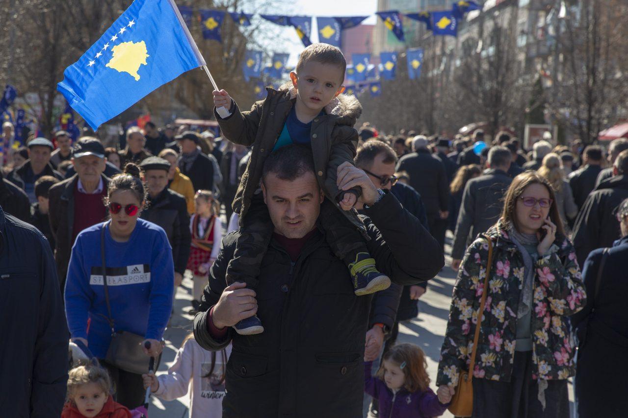 Kosovo Independece Anniversary