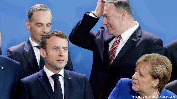 transatlantski neprijatelji