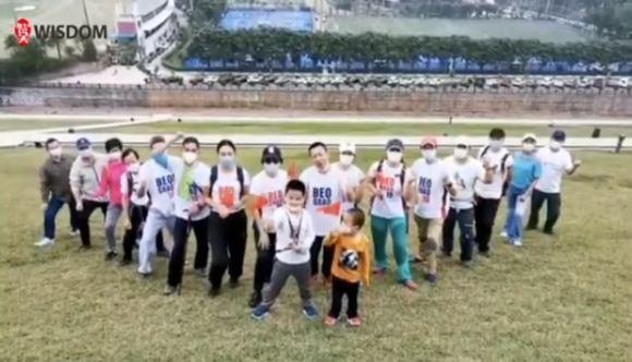 kineska trkacka zajednica