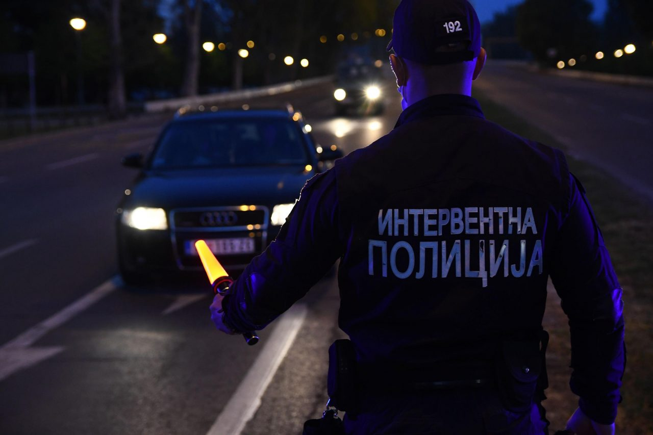 OKRONA VIRUS - POLICIJSKI CAS