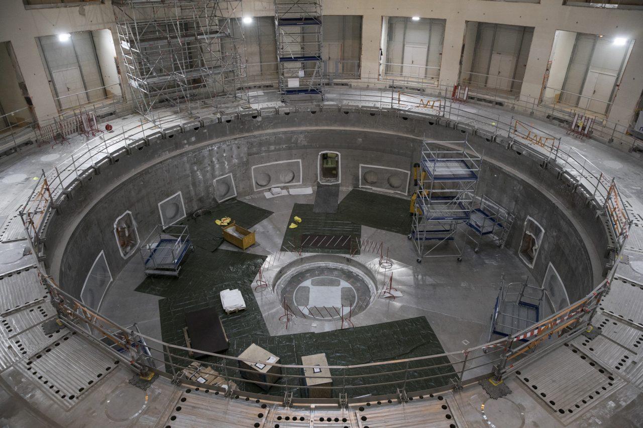 France Fusion Reactor