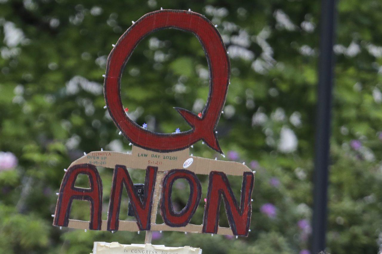 QAnon Corporate Donors