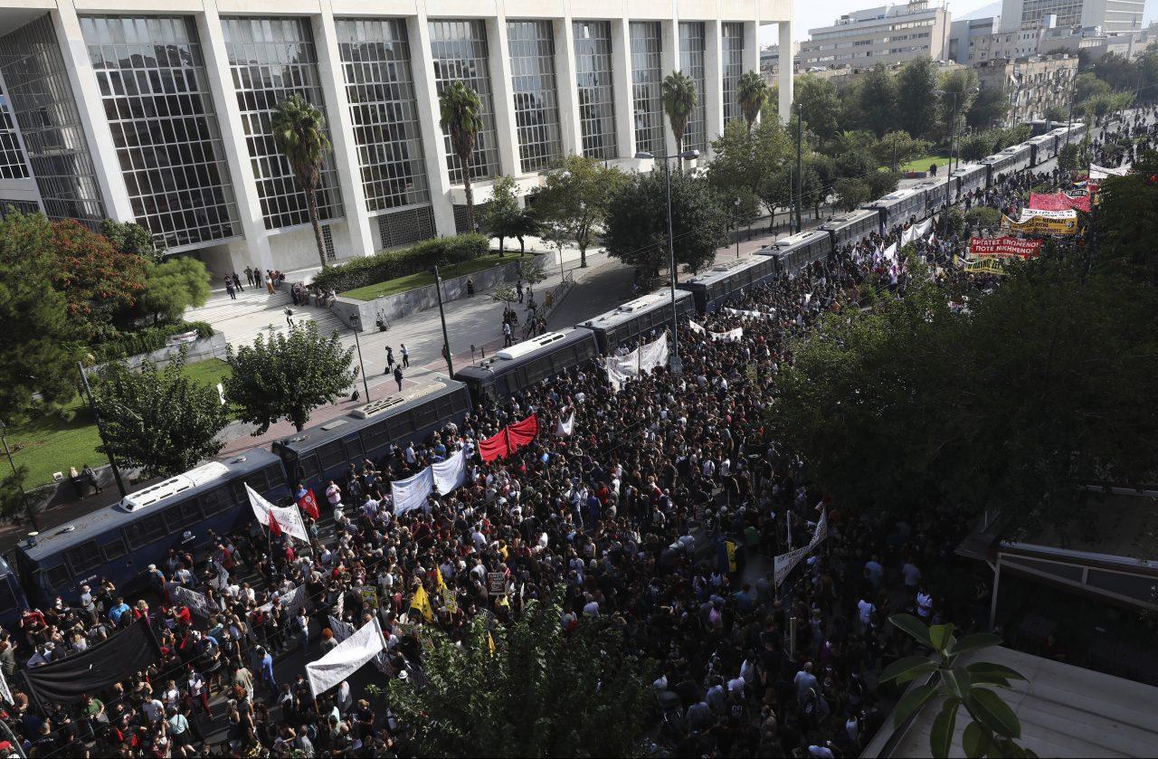 APTOPIX Greece Golden Dawn