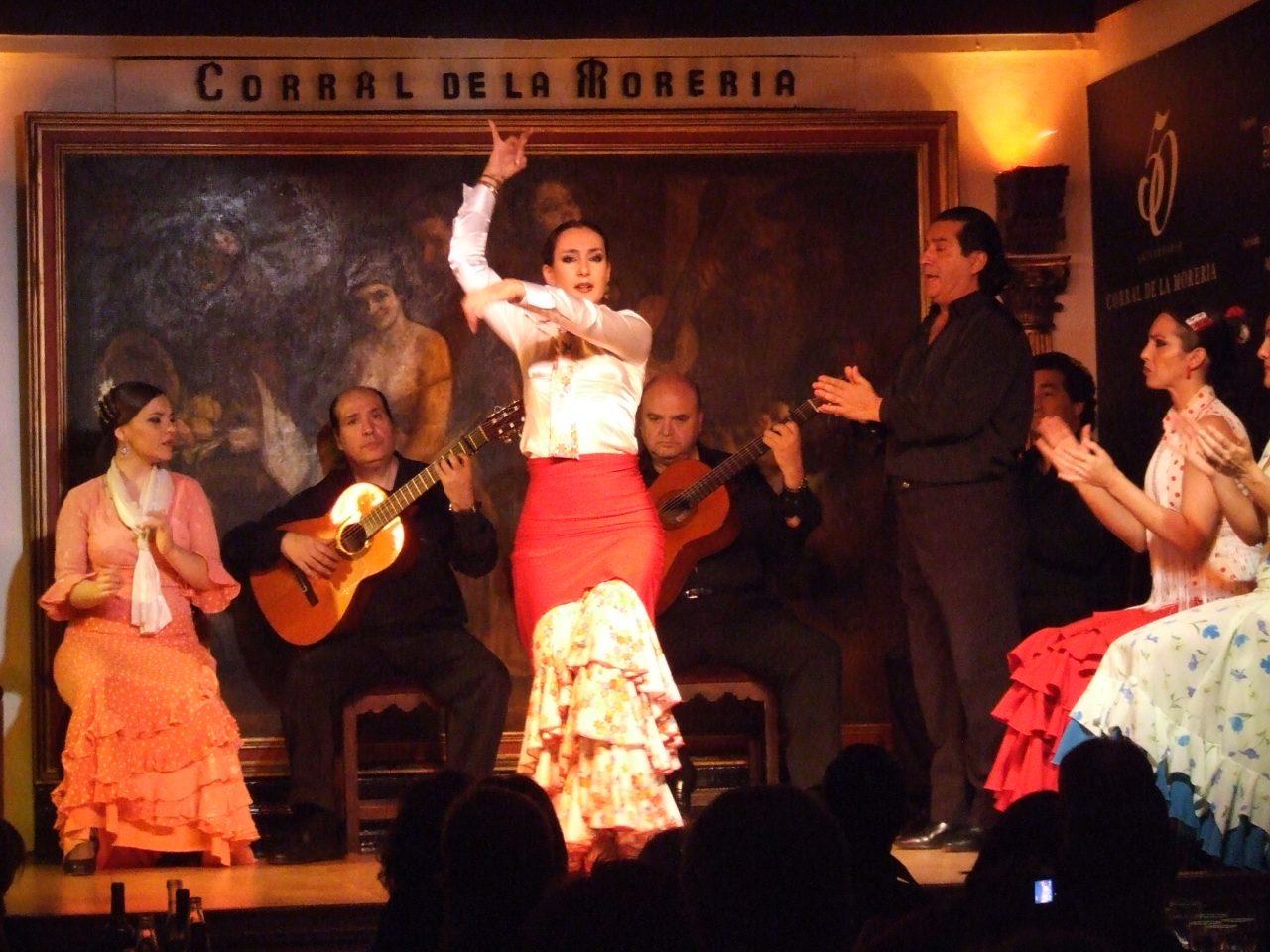 Ivana Dukčević - Tablao flamenco Corral de la Moreria, Madrid (4)