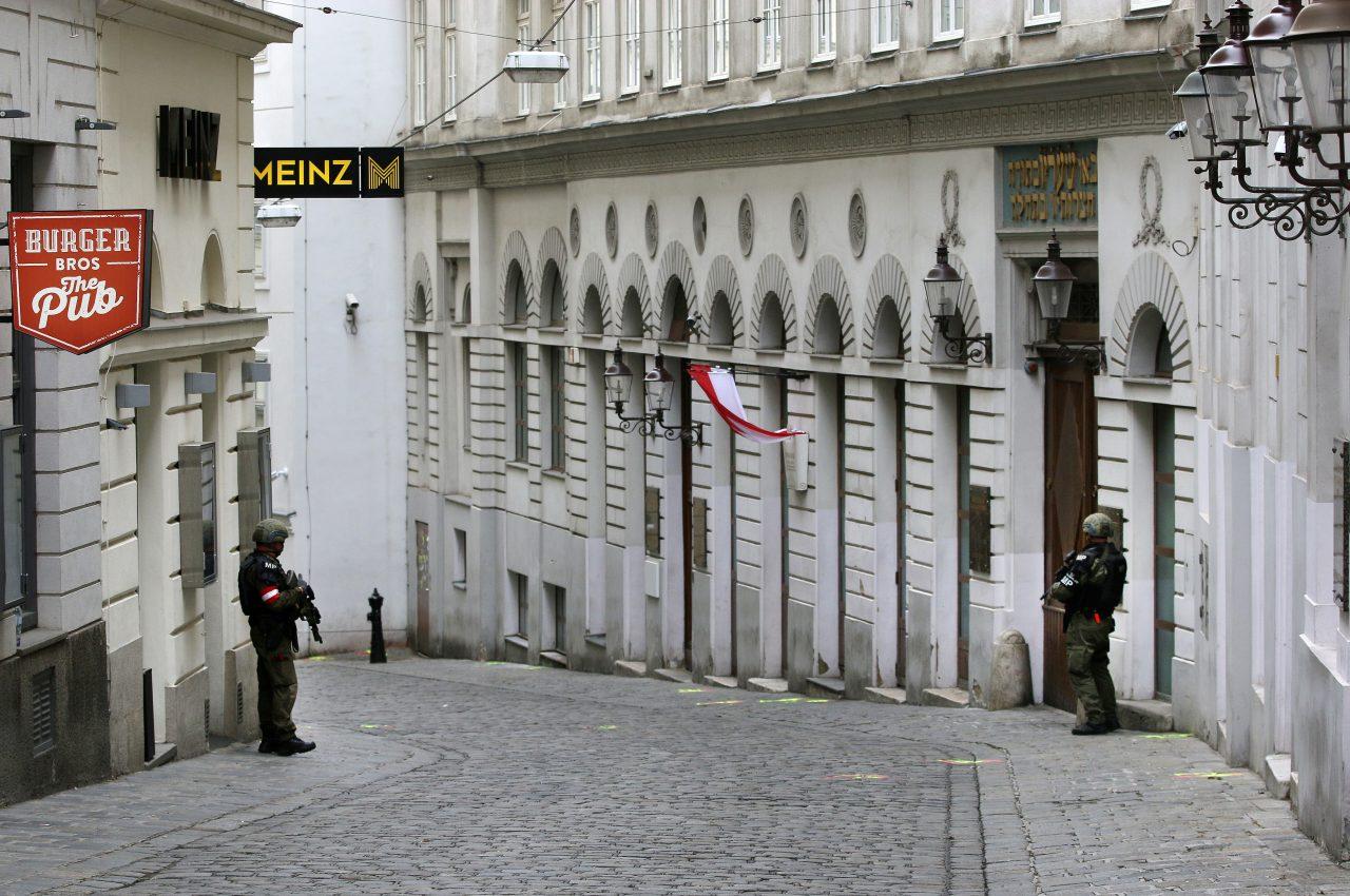 Austria Vienna Attack