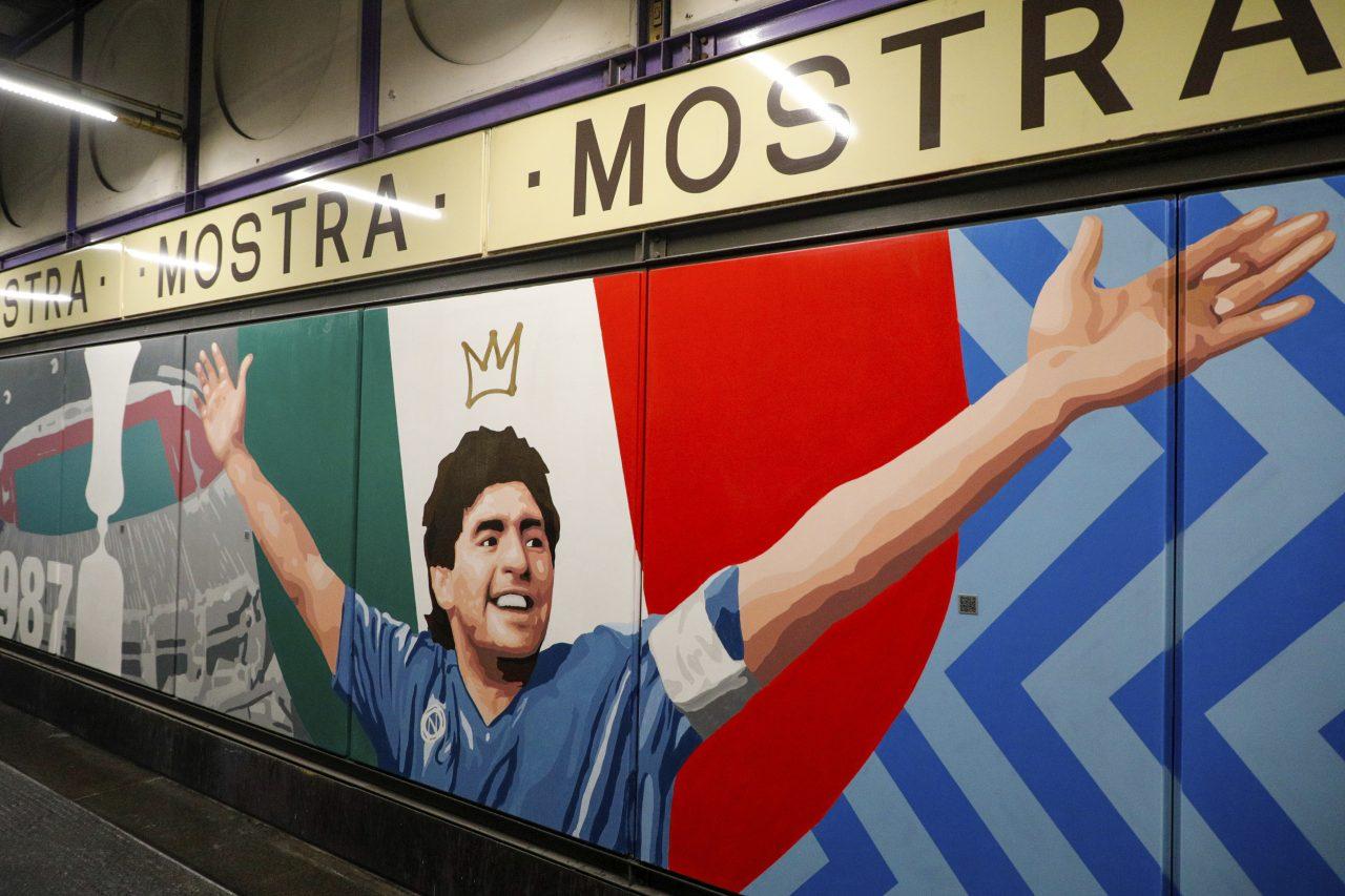Italy Maradona