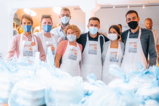 Medijska humanitarna kuhinja - Spasimo hranu - 5