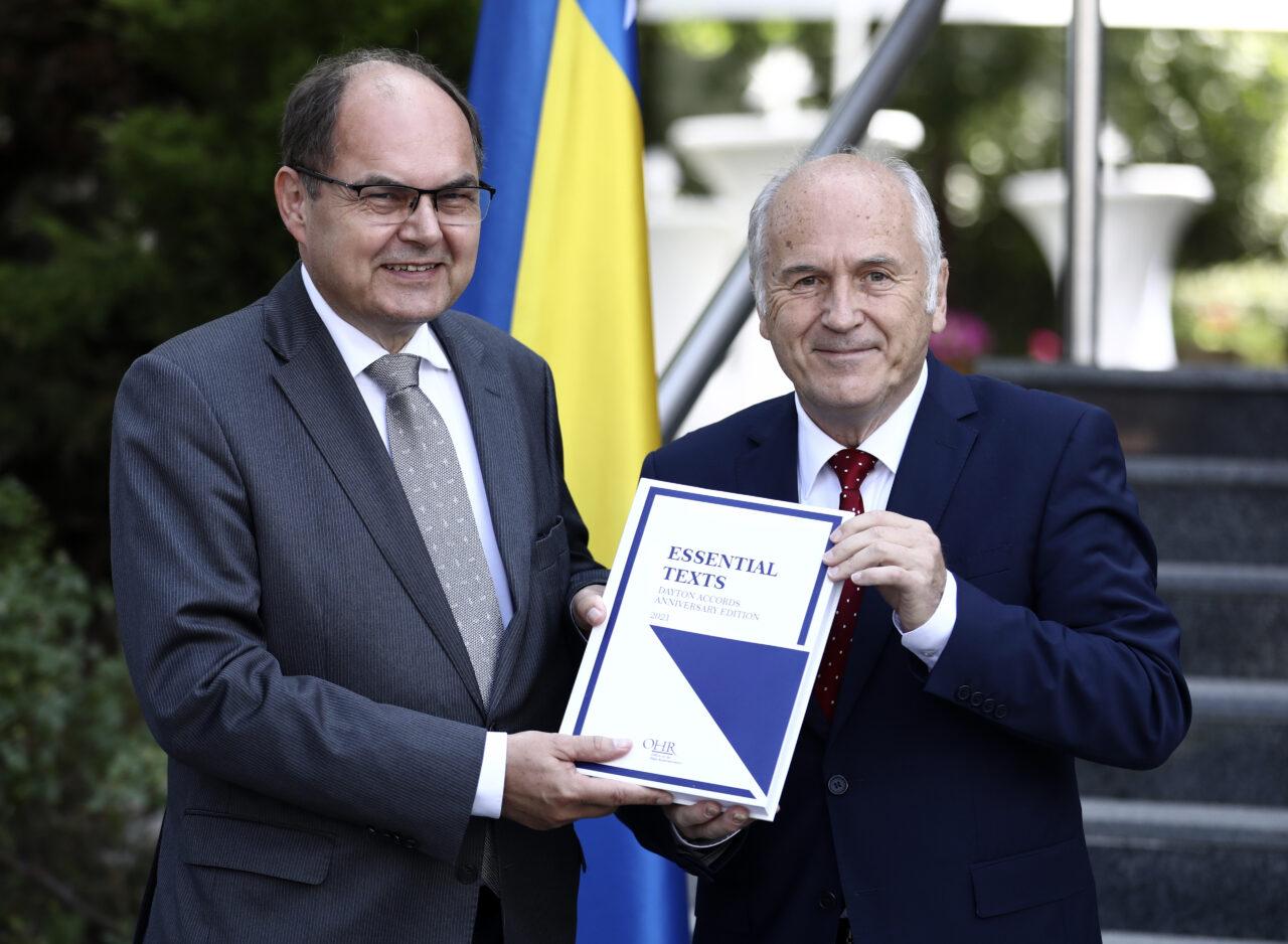 Bosnia High Representative